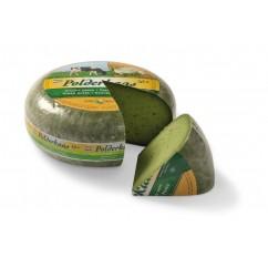 Green Pesto Cow Milk Cheese (slice pack) 400g 綠色香蒜香草牛奶芝士 (片裝)400克