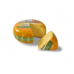 Four Season Pepper Cow Milk Cheese (slice pack) 200g 四季胡椒牛奶芝士(片裝) 200克