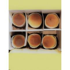 Cheese cakes (6 pcs) 芝士蛋糕 (一盒六件)