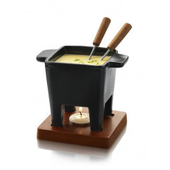 Tapas Fondue Black 黑色芝士火鍋