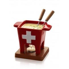 Tapas Fondue Swiss 瑞士國旗芝士火鍋